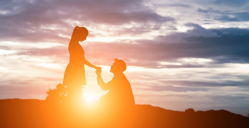 Datant du mariage